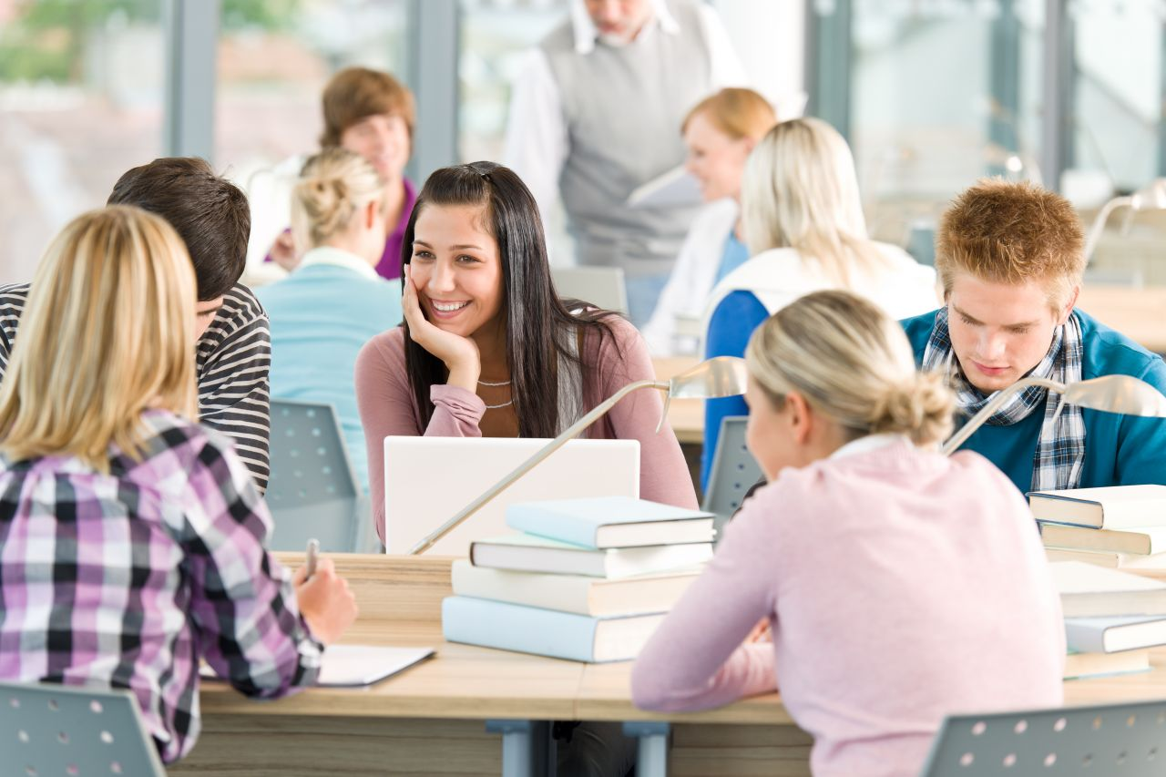 Studenti v Austrálii na studentských vízech