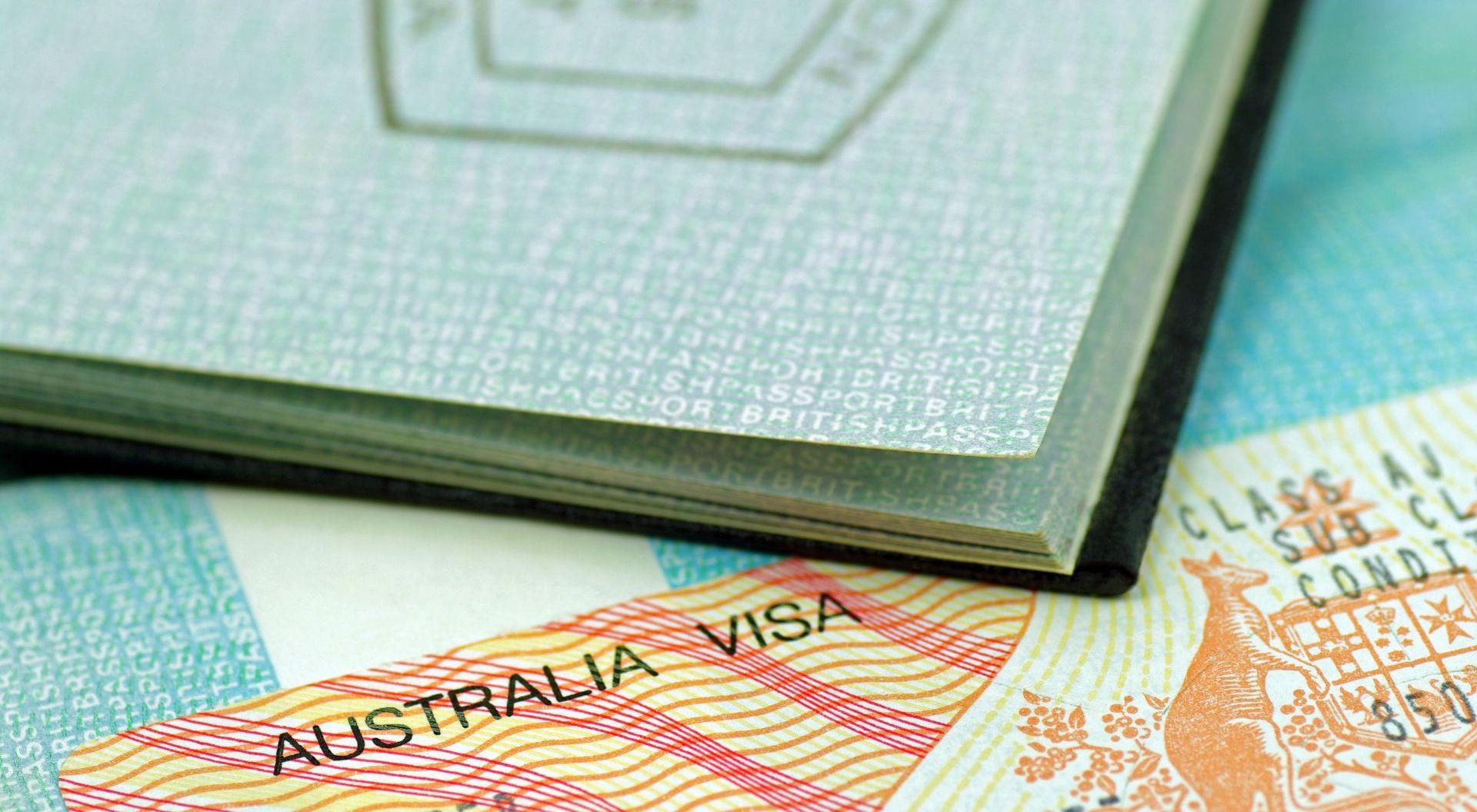 studentské vízum do Austrálie
